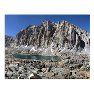 Guitar Lake and Mt Whitney - John Muir Trail Postcard