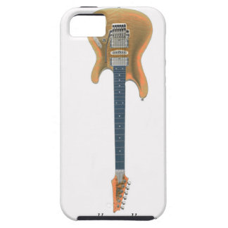 Guitar Lead iPhone 5 Covers