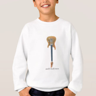 Guitar Lead Sweatshirt