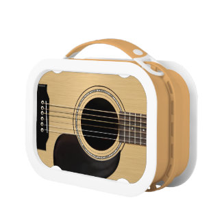 Guitar Lunchboxes