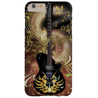 Guitar Magic Rock Music iPhone 6 Plus Case