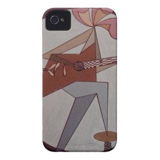 Guitar Man 1975 Case-Mate iPhone 4 Cases