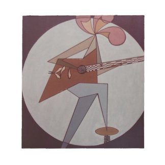 Guitar Man 1975 Notepads