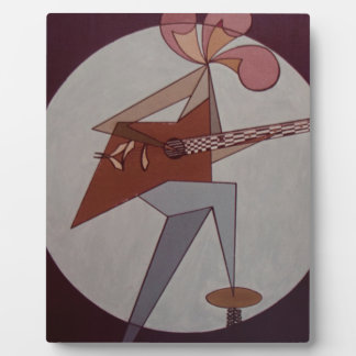 Guitar Man 1975 Plaque