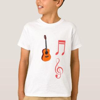 Guitar Music Instruments Stringed Instruments Tee Shirt