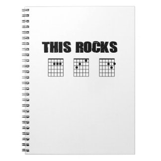 Guitar Music Lover Gifts Guitarist Funny  Dad Gift Notebooks