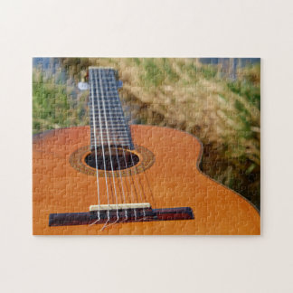 Guitar / Musical Instrument Photo Puzzle