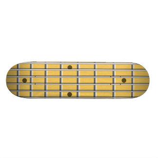 Guitar Neck Custom Skateboard