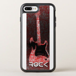 guitar of the rock layer iphone 7 OtterBox symmetry iPhone 7 plus case