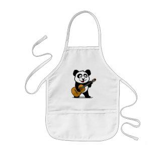 Guitar Panda Kids Apron
