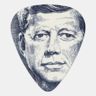 Guitar Pick MAGA USA Flag JFK Kennedy