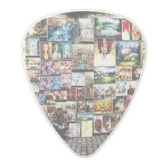 Guitar Pick Polycarbonate Guitar Pick