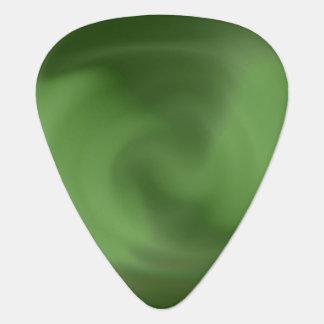 Guitar Pick with tye-die design