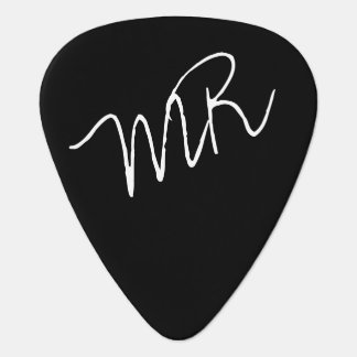 guitar-picks personalized for the guitarman