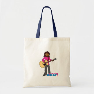 Guitar Player - Dark Tote Bag