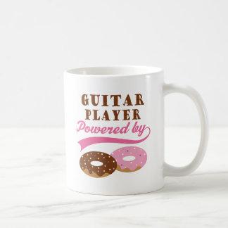 Guitar Player Funny Gift Coffee Mug