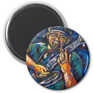 GUITAR PLAYER MAGNET