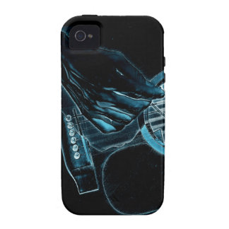 Guitar Player Music Lover's iPhone 4 Case