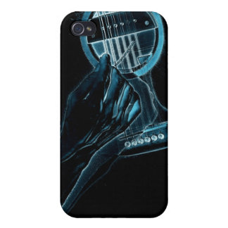Guitar Player Music Lover's iPhone Case Covers For iPhone 4