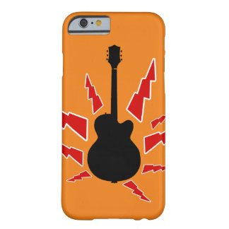 guitar rock barely there iPhone 6 case