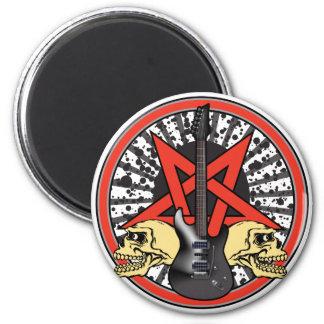 Guitar Rock Star Magnet