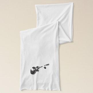 Guitar - scarf