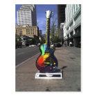 Guitar Series Postcard