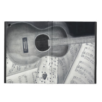 Guitar & Sheet Music iPad Air Case