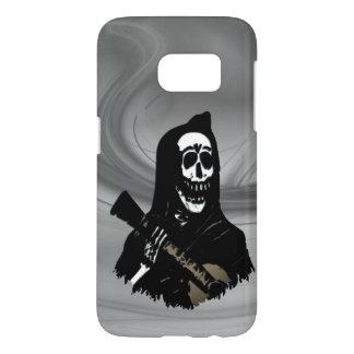 Guitar Skeleton Serenade Misty Eve Samsung Galaxy S7 Case