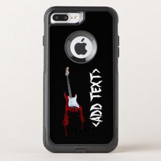 Guitar Splash OtterBox Commuter iPhone 8 Plus/7 Plus Case