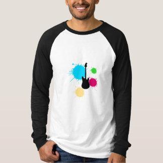 Guitar Splat T-Shirt