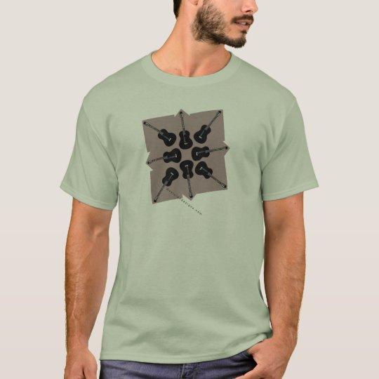 Guitar Squared T-Shirt