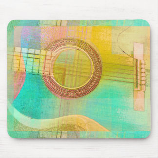 Guitar Study One 2016 Mouse Pad
