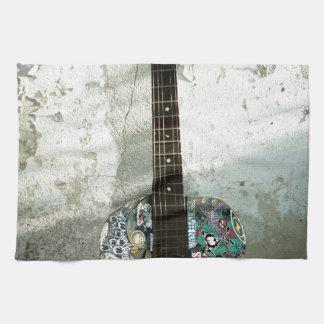 guitar towels
