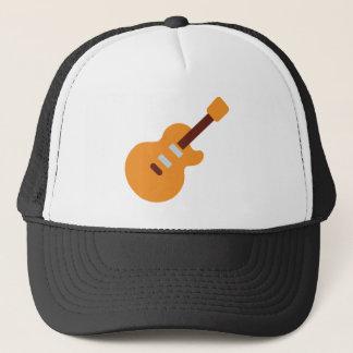 Guitar - Twitter Emoji Trucker Hat