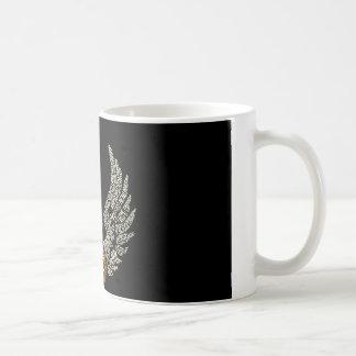 Guitar with wings coffee mug