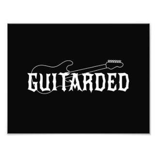 Guitarded Photo Art