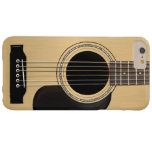 Guitare acoustique coque iPhone 6 plus barely there