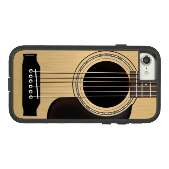 Guitare acoustique coque Case-Mate tough extreme iPhone 8/7