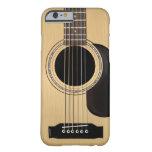 Guitare acoustique coque iPhone 6 slim