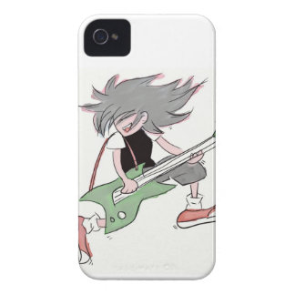 Guitarist iPhone 4 Case-Mate Case
