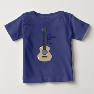 Guitarist kids baby T-Shirt