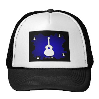 GUITARRA GIFTS CUSTOMIXABLE PRODUCTS MESH HAT