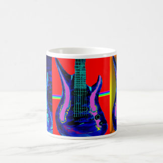 Guitars Coffee Mug