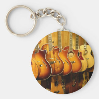 Guitars Keychains