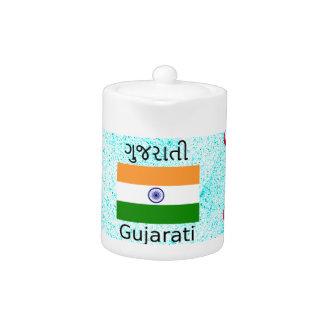 Gujarati (India) Language And Flag Design