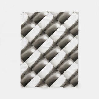 Gulets In Greyscale Fleece Blanket