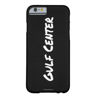 gulf center barely there iPhone 6 case