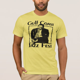 Gulf Coast Jazz T-Shirt