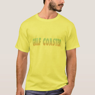 Gulf Coaster beach design T-Shirt